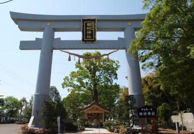 讃岐一宮 田村神社参詣