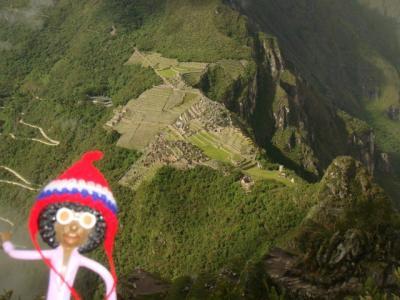 なみお&みすたぁのなんちゃって世界一周旅行 ペルー・マチュピチュ①