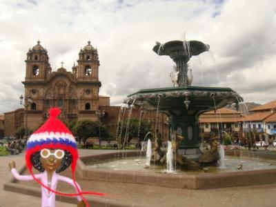 なみお&みすたぁのなんちゃって世界一周旅行 ペルー・クスコ②