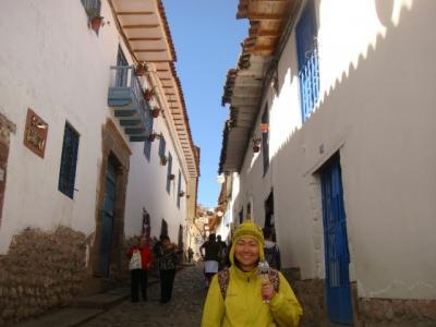 なみお&みすたぁのなんちゃって世界一周旅行 ペルー・クスコ④
