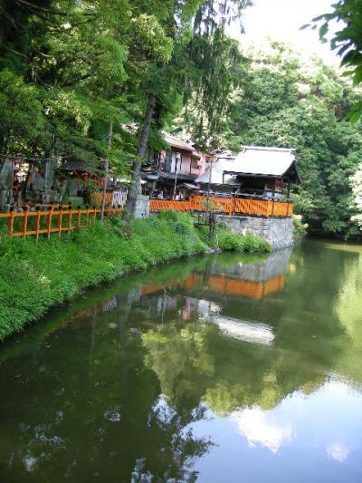 我が家がLA・りすヒロホスティング・京都へ行こう!伏見稲荷、鴨川納涼床