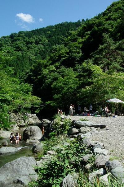道志渓谷でキャンプ・大渡キャンプ場(第11回 Bon-Kura'sキャンプ in 道志)