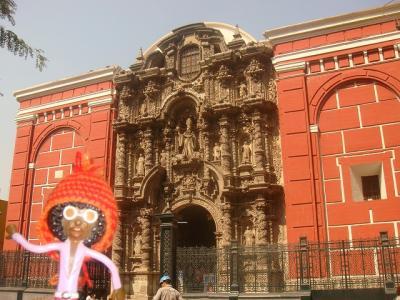 なみお&みすたぁのなんちゃって世界一周旅行 ペルー・リマ⑥