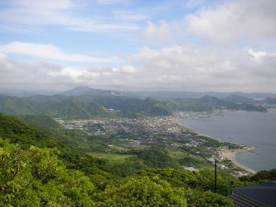 鋸山へドライブ 09'初夏