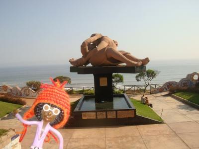 なみお&みすたぁのなんちゃって世界一周旅行 ペルー・リマ⑨