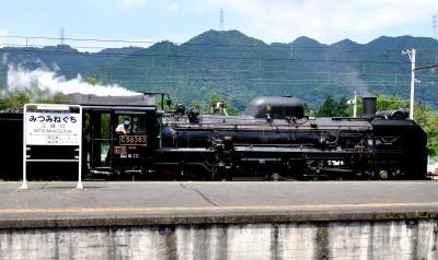 秩父鉄道 SLパレオエクスプレスに乗車して、三峰口まで日帰りの旅 (長瀞のライン下り編)