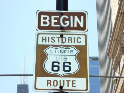 アメリカ大陸横断ルート66とグランドサークルの旅