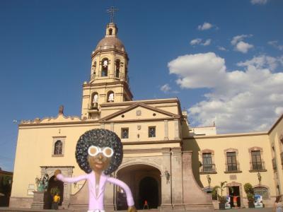 なみお&みすたぁのなんちゃって世界一周旅行 メキシコ・ケレタロ①