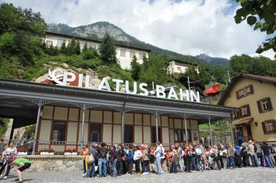 ヨーロッパで日本&アジア料理の旅 in スイス(ピラトゥス編)