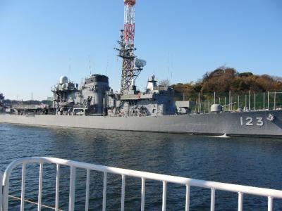横須賀 軍港めぐりクルーズ