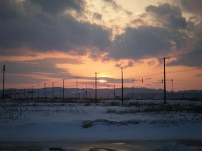2010年3月 牧場での日々@白糠町