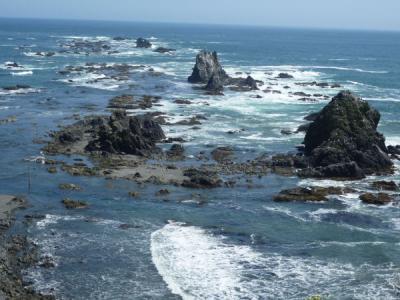 札幌一ヶ月滞在中。日帰りバスツアーで襟裳岬へ