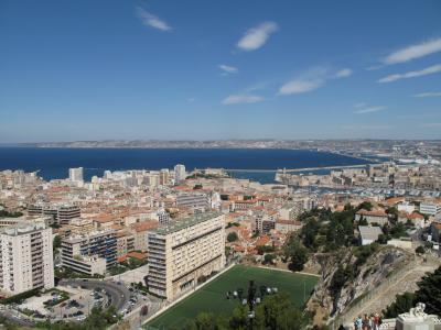 2010年7月 MSC Splendida cruise 2日目 Marseille (マルセイユ) Part I