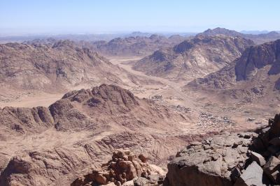 キャメル トレッキング エジプト・シナイ半島