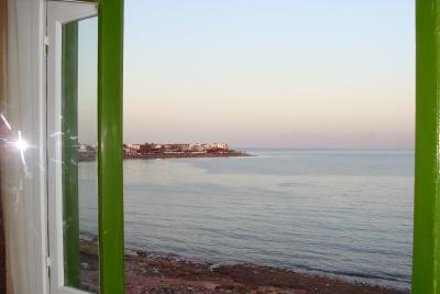 ダハブで沈没 エジプト・シナイ半島