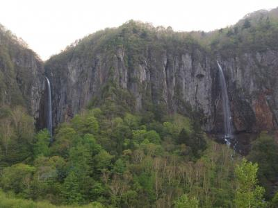 富山・新潟・長野・群馬 滝めぐり、湯めぐり、花めぐり⑤ 滝メグラーが行く97 日本の滝百選・米子大瀑布 長野県須坂市
