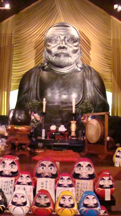 日本一の・・・達磨寺