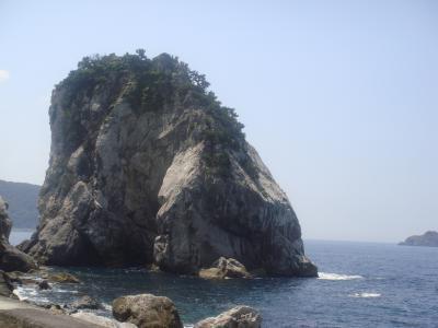 ☆和歌山~白崎海岸・産湯海岸~☆