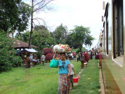 ミャンマーの旅 ピンウーリンからシイポー(Hsipaw)へ