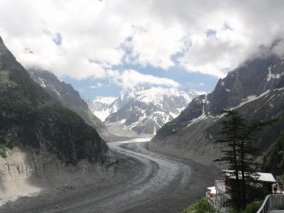2010/07 気ままにドイツ・フランス・スイス Vol.07 モンタンヴェール展望台へハイキング&グラン・モンテ展望台&ブレヴァン展望台