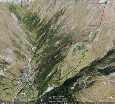 201007 スイスアルプス その15 ロートホルンパラダイス