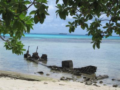 初めてサイパンに行ってきました!夢の島!マニャガハ島!