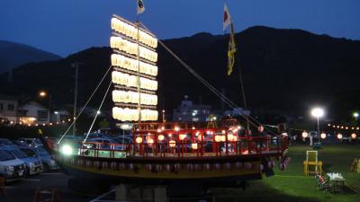 土肥サマーフェスティバル・・・会場風景