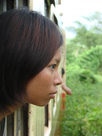 ミャンマーの旅 シイポーからラショーへ