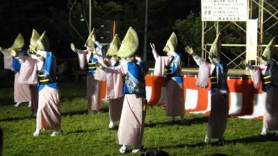 土肥サマーフェスティバル・・・阿波踊り