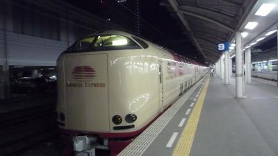 寝台特急 サンライズ瀬戸号で東京⇔高松往復
