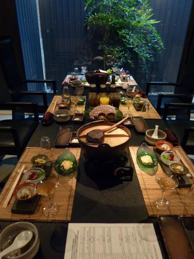 2010夏 22時間ステイの宿でまったり旅 ③船山温泉<食事編>