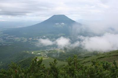 ニセコアンヌプリ・羊蹄山登山