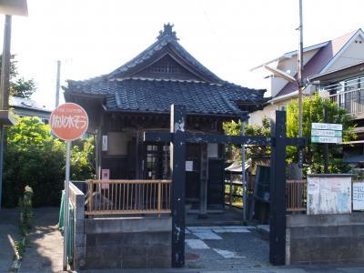 鎌倉辻薬師堂