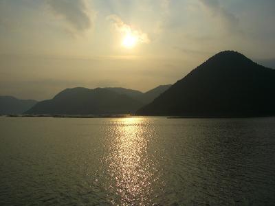 晴れの国 岡山 瀬戸内海国立公園(日生諸島/日生~大多府島)
