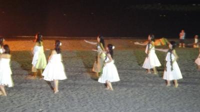 伊東温泉箸祭り・・・フラダンス