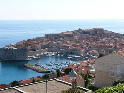 クロアチアの旅 ドブロブニク