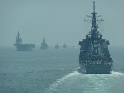 名古屋港☆海上自衛隊☆マリンフェスタ2010♪