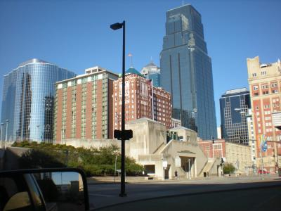 KANSAS CITY  DOWN TOWN