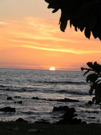 ビッグアイランド ハワイ島 (フェアモント・オーキッド とマウナケア山頂)