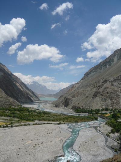 北部パキスタン冒険行--④フェアリー・メドウ→アストール渓谷→ラマ→スカルドゥ→シガール編