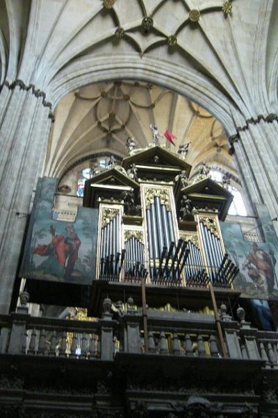 スペイン・ポルトガルの旅⑬ 「スペインの歴史変遷の痕跡」-3 「アビラ」、「サラマンカ」