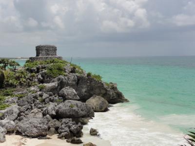 メキシコ高地とカリブ海 「テオティワカン文明、マヤ文明に接する旅 - その2 -」
