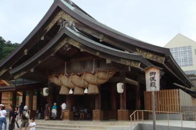 2010夏・奈良熊野京都島根⑩島根編