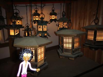 みすたぁの奈良で沢山の仏像に会いに行こう♪の旅 1日目 春日大社②