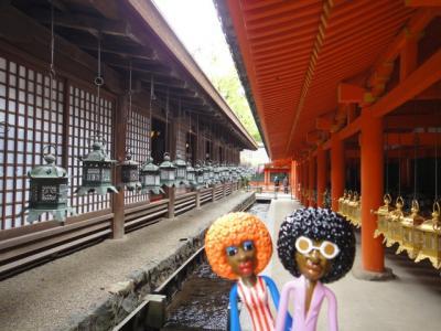 みすたぁの奈良で沢山の仏像に会いに行こう♪の旅 1日目 春日大社③