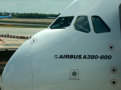英国(04) エミレーツ航空 A380-800 初搭乗ヽ(^o^)丿 ~2010年 夏~