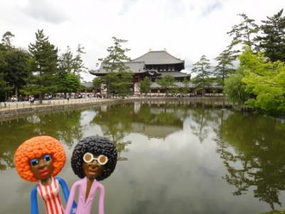 みすたぁの奈良で沢山の仏像に会いに行こう♪の旅 2日目 東大寺・大仏殿①