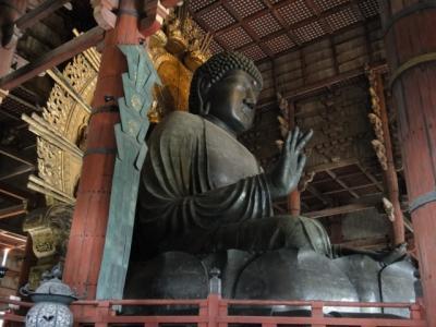 みすたぁの奈良で沢山の仏像に会いに行こう♪の旅 2日目 東大寺・大仏殿②