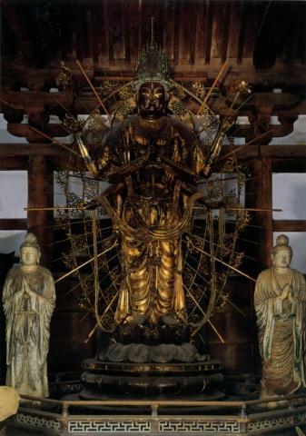みすたぁの奈良で沢山の仏像に会いに行こう♪の旅 2日目 東大寺・法華堂&四月堂