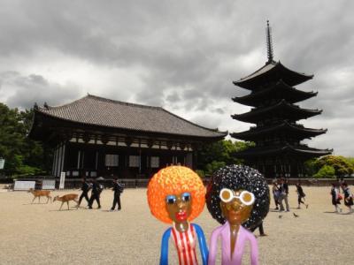 みすたぁの奈良で沢山の仏像に会いに行こう♪の旅 2日目 興福寺